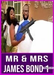 Mr & Mrs James Bond 1