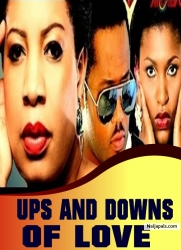 UPS AND DOWNS OF LOVE