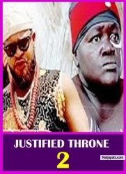 JUSTIFIED THRONE  2