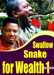 Swallow Snake for Wealth 1
