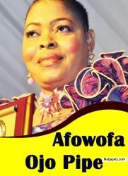 Afowofa Ojo Pipe