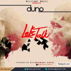 let&#039 s Talk by Duno