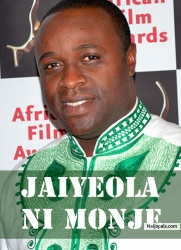 Jaiyeola Ni Monje