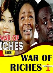 WAR OF RICHES 1