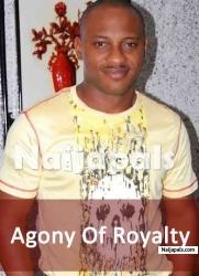 Agony Of Royalty