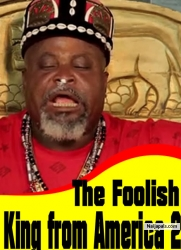 The Foolish King from America 2
