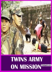 TWINS ARMY ON MISSION