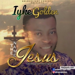 THE NAME JESUS by IYKEGOLDEN