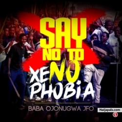 Say No To Xenophobia by JFO