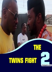 THE TWINS FIGHT 2