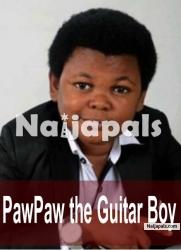 Pawpaw The Guitar Boy