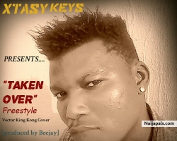 Taken Over freestyle [vector king kong cover] by Xtasy Keys