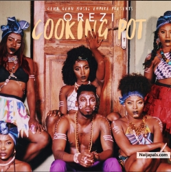 Cooking Pot by Orezi