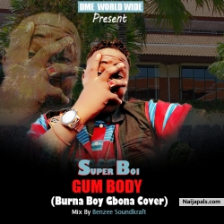Super boy gum boy (Burna Boy gbona Cover) by Super boy