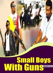 Small Boys With Guns