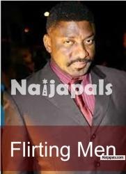 Flirting Men