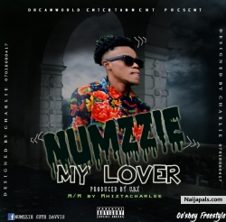 MY LOVER by NUMZZIE
