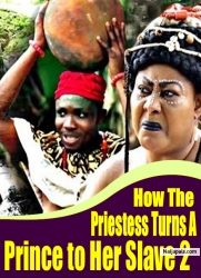 How The Priestess Turns A Prince to Her Slave 2