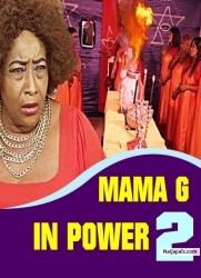 MAMA G IN POWER 2