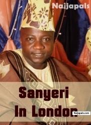 Sanyeri In London 3