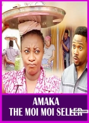 AMAKA THE MOI MOI SELLER