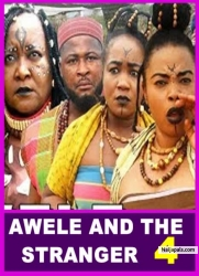 AWELE AND THE STRANGER 4