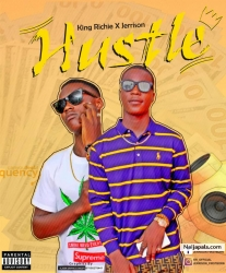 hustle by king richie x jerrison