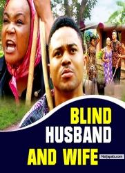 BLIND HUSBAND AND WIFE