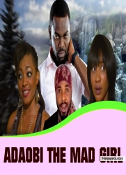 ADAOBI THE MAD GIRL