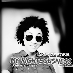 My Righteousness by Amenze Zosia