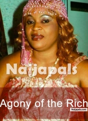 Agony of the Rich 1
