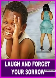 LAUGH AND FORGET YOUR SORROW