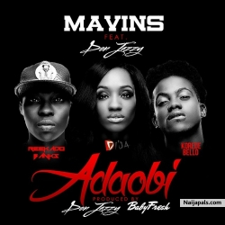 Adaobi by Mavins ft. Korede Bello, Di'Ja, Reekado Banks