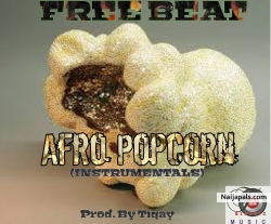 Modern Afro PopCorn FreeBeat (Wizkid, Rema, Fireboy DML type) Prod. By Tiqay by Beat By Tiqay