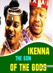 IKENNA THE SON OF THE GODS