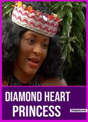 DIAMOND HEART PRINCESS