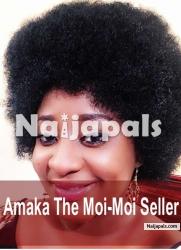 Amaka The Moi-moi Seller