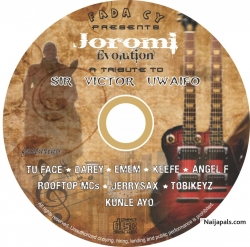Joromi by Fada CY ft. 2Face, Darey, Kefee, Angel F & Rooftop Mcs