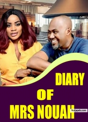 DIARY OF MRS NOUAH