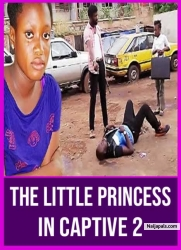 The Little Princess In Captive 2