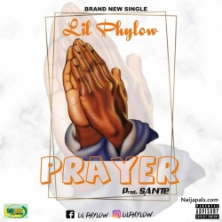 prayer by Lil phylow