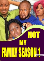 NOT MY FAMILY SEASON 1