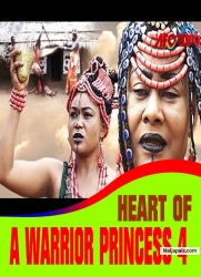 HEART OF A WARRIOR PRINCESS 4