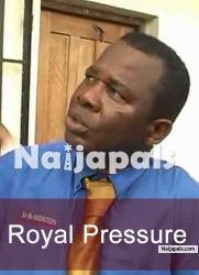 Royal Pressure