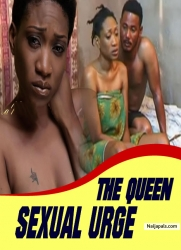 THE QUEEN SEXUAL URGE