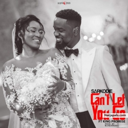 Can't Let You Go by Sarkodie ft. King Promise (Prod. By Blaq Jerzee)