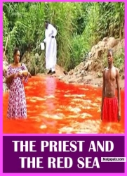THE PRIEST AND THE RED SEA