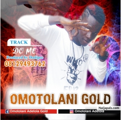 Do Me by Omotolani Gold
