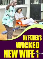 MY FATHER'S WICKED NEW WIFE 1