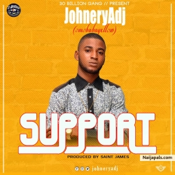 Support Remix by JohneryAdj OmobabaYellow x Slimcase